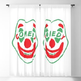 Comedy Blackout Curtain