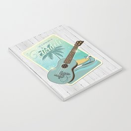 Life is better with an ukulele Notebook