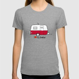 Vintage Boler camper T-shirt