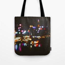 Hong Kong Island Tote Bag