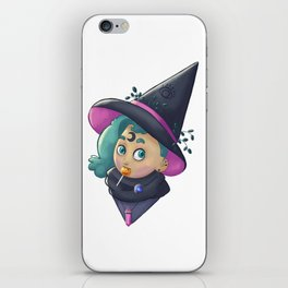 Little Witch iPhone Skin