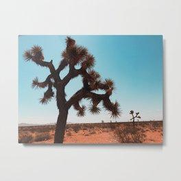 Neo Tree Metal Print