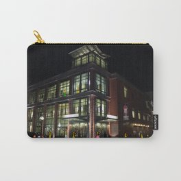 Evening at the Library Carry-All Pouch