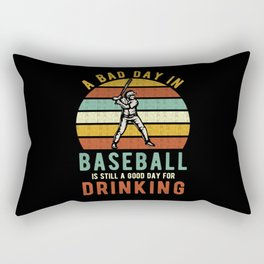 Baseball Gift Baseball Team Rectangular Pillow