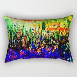 Intangible Forest Rectangular Pillow