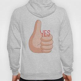 Thumbs Up Hoody