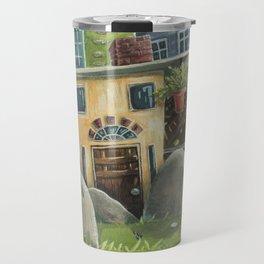 Isolated Chaos Travel Mug