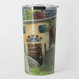 Isolated Chaos Travel Mug