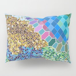 INSPIRED BY GAUDI Pillow Sham