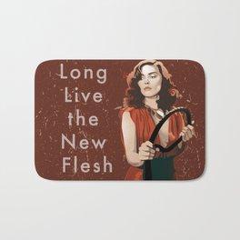 Long Live the New Flesh 1 Bath Mat