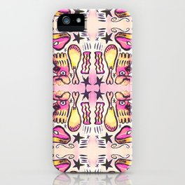Pink Slime Meat Lover iPhone Case