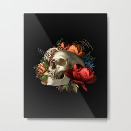 Can These Bones Live? Metal Print