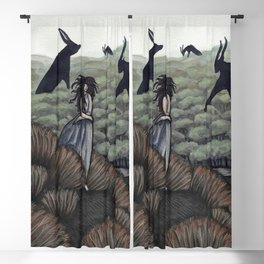 Demons in the Distance Blackout Curtain