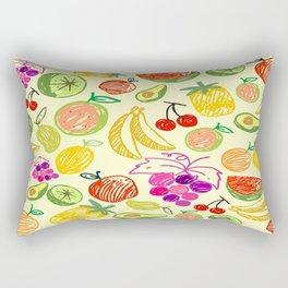 seamless pattern desktop decoration Rectangular Pillow