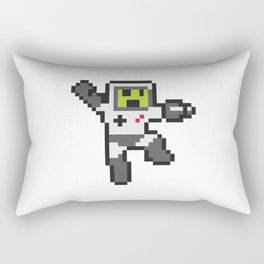 Megaboy Rectangular Pillow