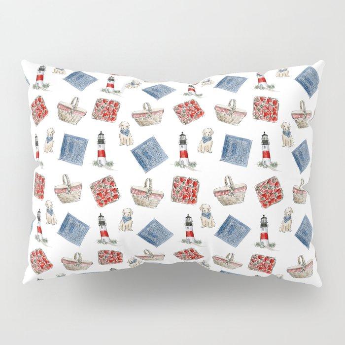 Patriotic Picnic Pillow Sham