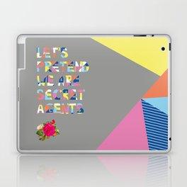 Secret Agent Laptop & iPad Skin