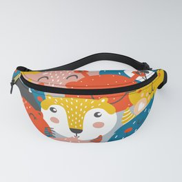 Monsters friends Fanny Pack