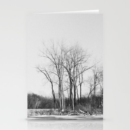 The Un-Winter Stationery Cards