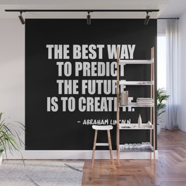 the best way Wall Mural