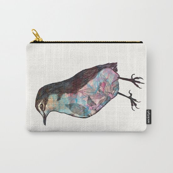 Little Bird.  Carry-All Pouch