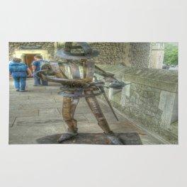 The Tin Man Rug