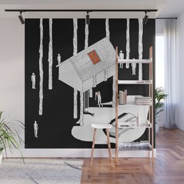 Hereditary by Ari Aster and A24 Studios Wall Mural
