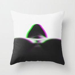 Madame Botero pt2 Throw Pillow