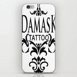 Damask Tattoo  iPhone Skin