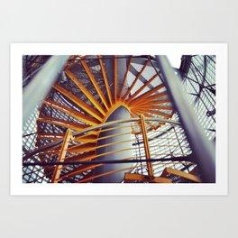 Architectural Angles: Berlin Art Print