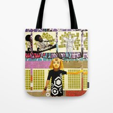 Muses of the Subconscious Tote Bag