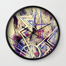 Electrix Wall Clock