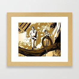 To Kill A Mockingbird 3 Framed Art Print