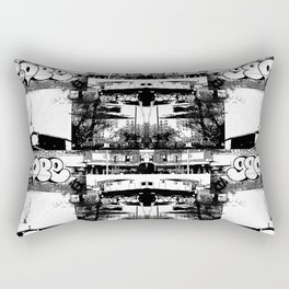 CrossBronx  Rectangular Pillow