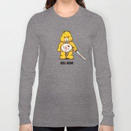 Killer Bear Long Sleeve T-shirt