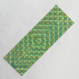 Cross-Cut Yoga Mat