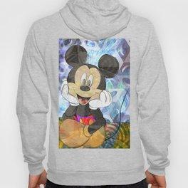 Neo-Pop Art Mouse Hoody