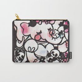 Bridesmaid Pandas Carry-All Pouch