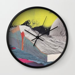 Acid Trip Wall Clock