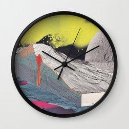 Acid Trip Wall Clock