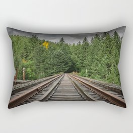 Upper Trestle Rectangular Pillow