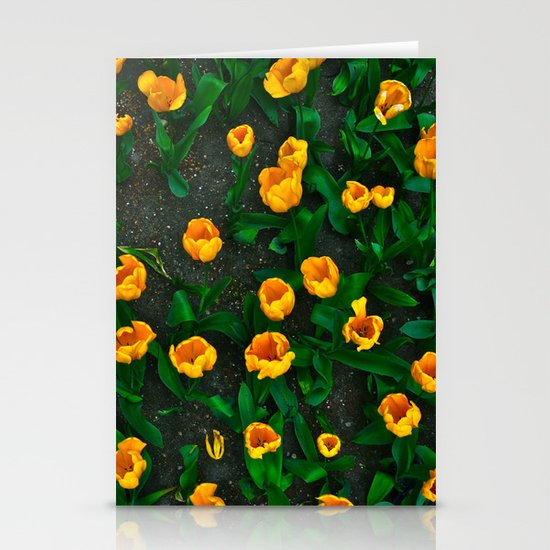 New York City Florals Stationery Cards