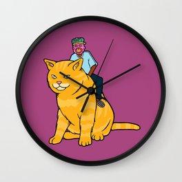 Tamale / Tyler the Creator Wall Clock