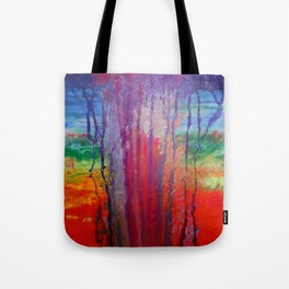 Soul Storm Tote Bag
