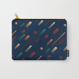 Pattern: Polygone Galaxy Carry-All Pouch