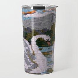 swans Travel Mug