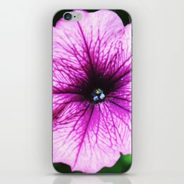 Magenta Coming Out of Her Shell iPhone Skin