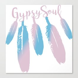 Gypsy Soul Canvas Print