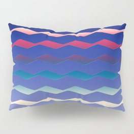 Waves in the ocean Pillow Sham