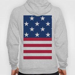 US Flag Hoody